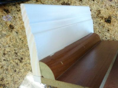 Shoe molding vs quarter round hardwood flooring for Hardwood floors quarter round
